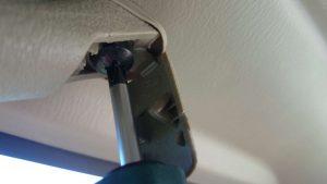Сетка на потолок в багажник Nissan Patrol