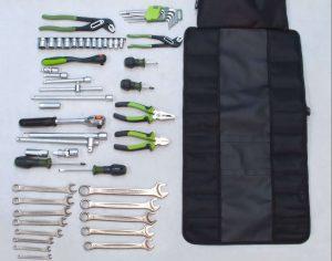 Сумка скрутка для инструмента ToolRoll S700