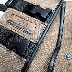ToolRoll SP34 Canvas сумка скрутка для инструмента