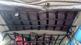 Грязевой экран для сетки Nissan Patrol Y61