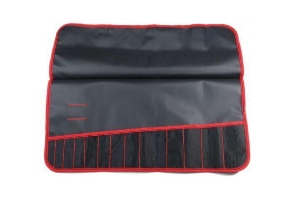 Сумка скрутка для инструмента ToolRoll S40 - Лента Красный