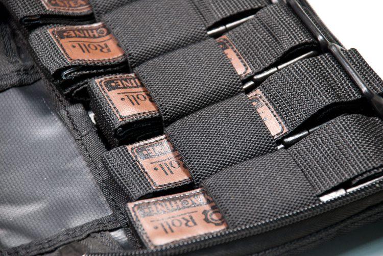 Набор 10 стяжек в сумке