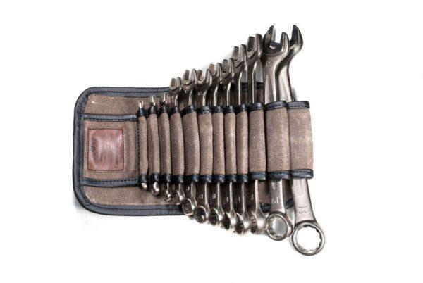 WrenchRoll 12L Canvas скрутка для 12 комбинированных ключей