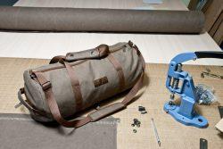 Дорожная сумка на 17 литров Canvas (1)