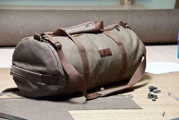 Дорожная сумка на 17 литров Canvas (2)