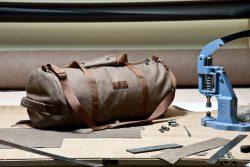 Дорожная сумка на 17 литров Canvas (3)