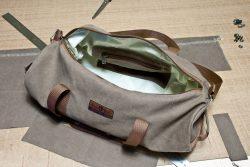 Дорожная сумка на 17 литров Canvas (5)