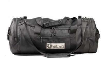Barrel Bag 52. Дорожная сумка 52 литра черная сумка для путешествий