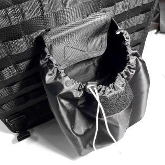Подсумок MOLLE раскрывающийся для мусора Roll-Up (6)