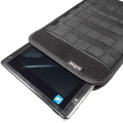 Подсумок органайзер для планшета MOLLE 22x33см вертикальный тонкий (1)