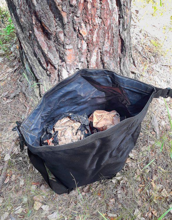 Мешок для угля и мусора 2100 (3)