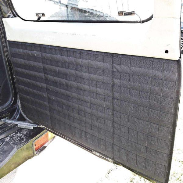 MOLLE/PALS панель на заднюю большую дверь Nissan Patrol Y61