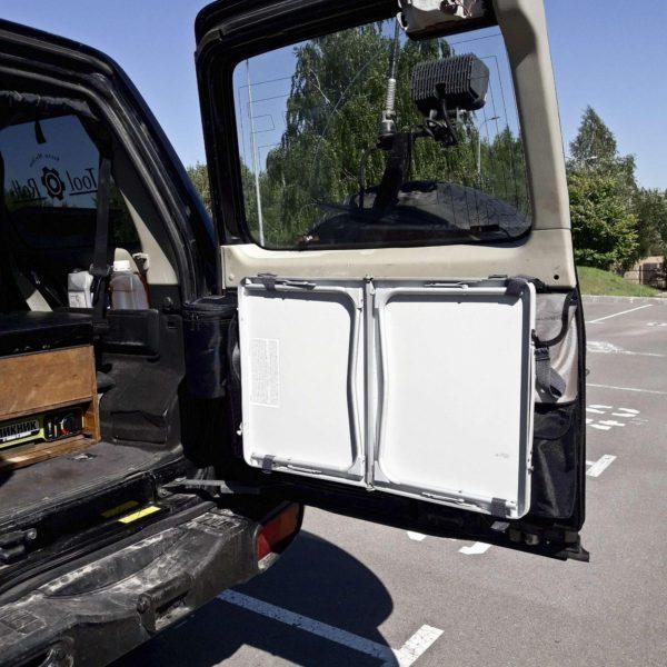 MOLLEPALS панель на заднюю большую дверь Nissan Patrol Y61