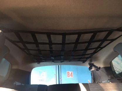 Сетка на потолок в Renault Duster