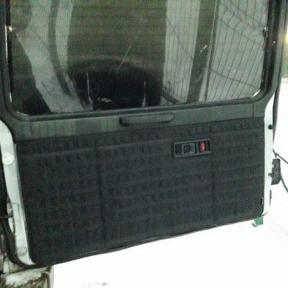 Панель платформа MOLLE/PALS на заднюю дверь Hyundai Galloper