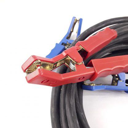 Провода для прикуривания сечением 35мм2 в сумке