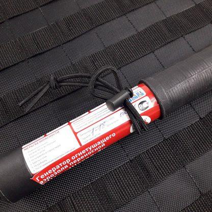 Эластичная стяжка для крепления груза на панель MOLLE