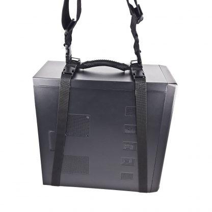 Ручка для переноски коробок и системного блока усиленная с плечевым ремнем