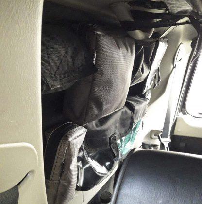 MOLLEPALS панель в оконный проем багажника Nissan Patrol Y61 правая