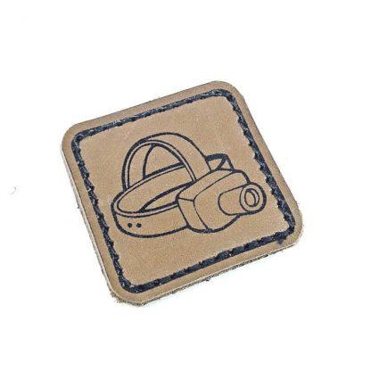 пиктограмма налобный фонарик