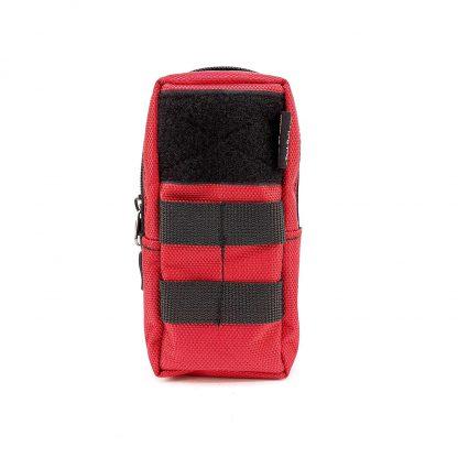 Подсумок утилитарный MOLLE 7х18х6см - 2х4 EXTENDED красный