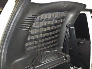 MOLLE/PALS панель в оконный проем багажника Chevrolet Niva