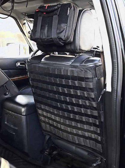 Разгрузка-накидка на сиденье с платформой MOLLE-PALS (1)
