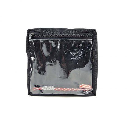 Утилитарный подсумок MOLLE с пленкой ПВХ 18x18x6см - 5x4
