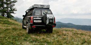 Tool-Roll Nissan Patrol Y61