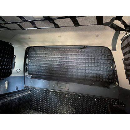 Панель MOLLE на стекло задней двери Toyota Land Cruiser 80_