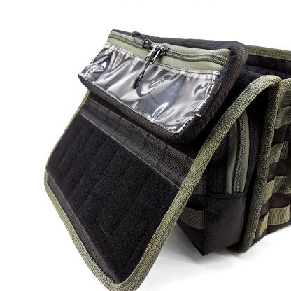 Подсумок Velcro 28х9х2 PVC MS28