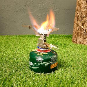 Плита газовая портативная Следопыт Огненный цветок